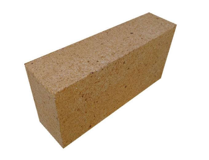 Fire Resistant Furnace Kiln Refractory Bricks , Low Thermal Conductivity