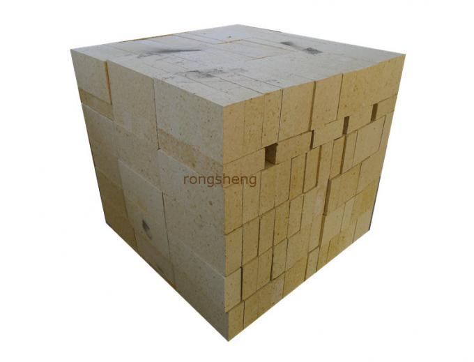High Density Rolling Furnace Bricks , High Alumina Refractory Bricks