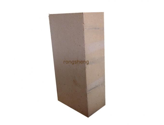 Lightweight Refractory Fire Clay Bricks For Hot Stove Furnace , Insulating Firebrick