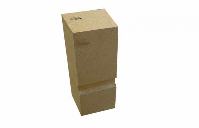 Cement kiln shaped High Alumina Refractory Brick for dry cement kiln