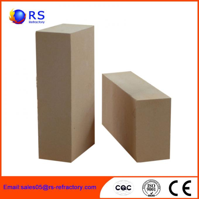 B - 1 Low Thermal Refractory Insulating Fire Brick Light Weight For Steel Mill
