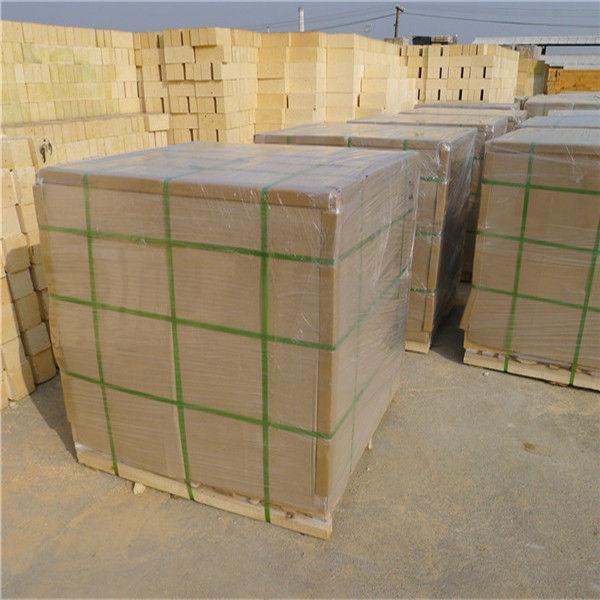 Good Slag Resistance Alumina Silica Refractory Brick For Blast Furnace Lining