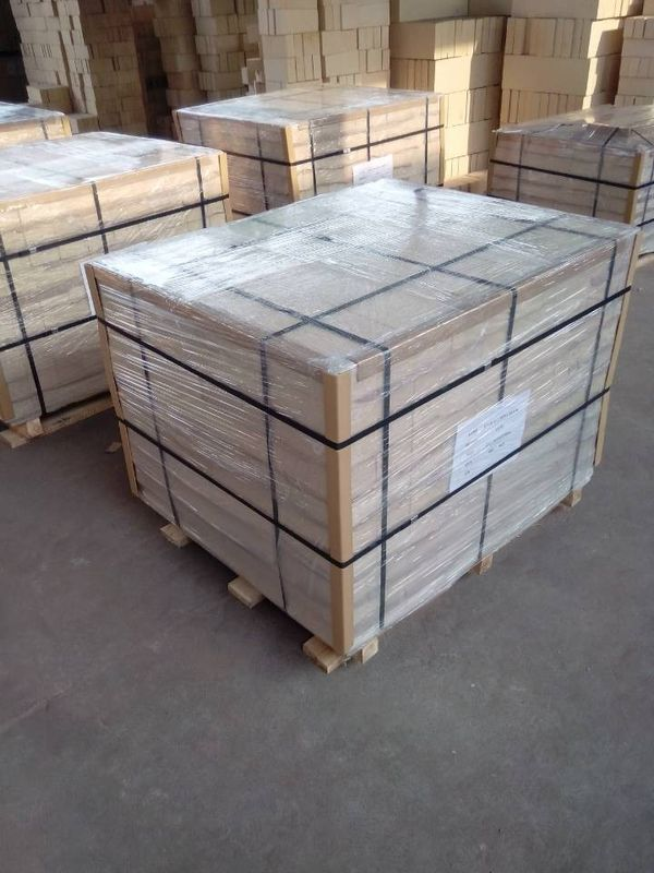 EAF Refractory Magnesia Chrome Brick With Good Thermal Shock Resistance