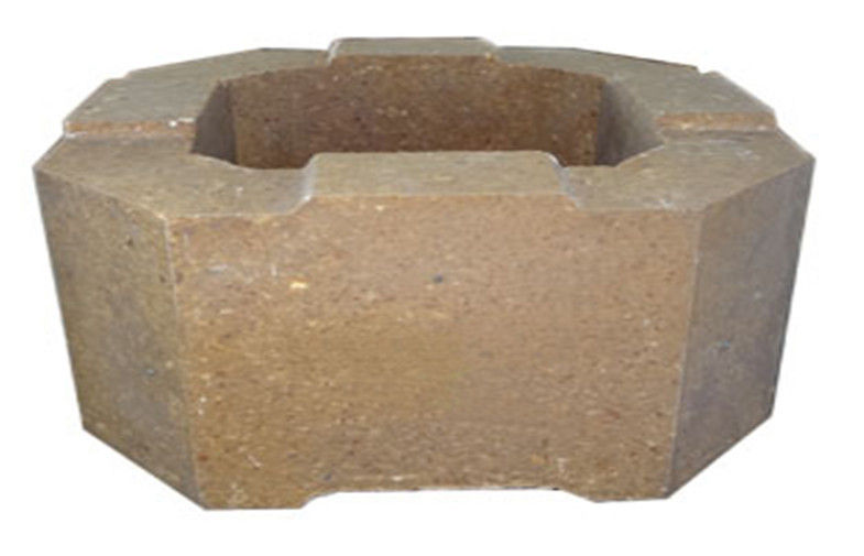 Shaped Zircon / Alumina Magnesia Brick For Industrial Furnace MZ 89 MZ 91