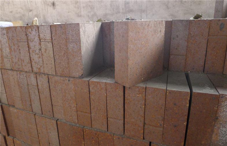 ISO Refractory Fire Bricks BG-96A Silica Brick Lower Porosity Clay Brick